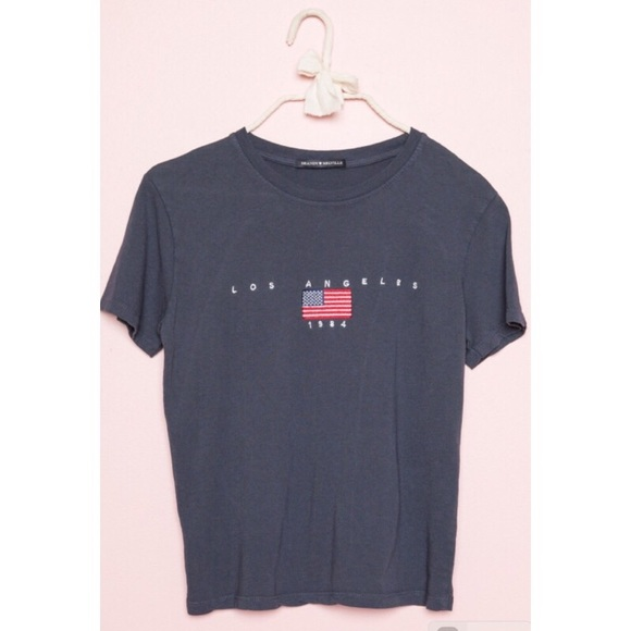 64ee392d879dc7 Brandy Melville Jamie Los Angeles 1984 Top